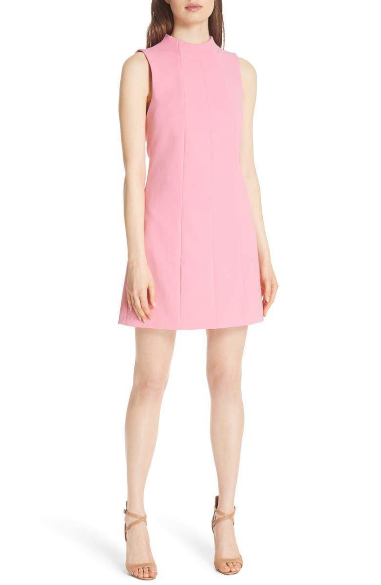 ALICE + OLIVIA Coley Shift Dress, Main, color, 650