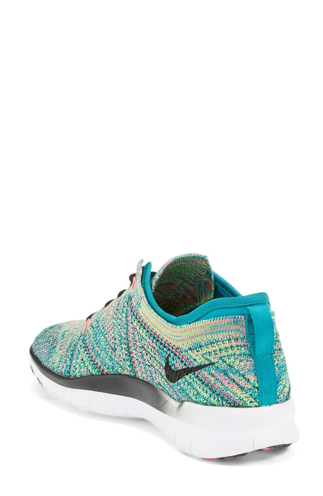,                             'Free Flyknit 5.0 TR' Training Shoe,                             Alternate thumbnail 17, color,                             300