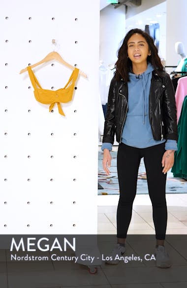 Camellia Underwire Bikini Top, sales video thumbnail
