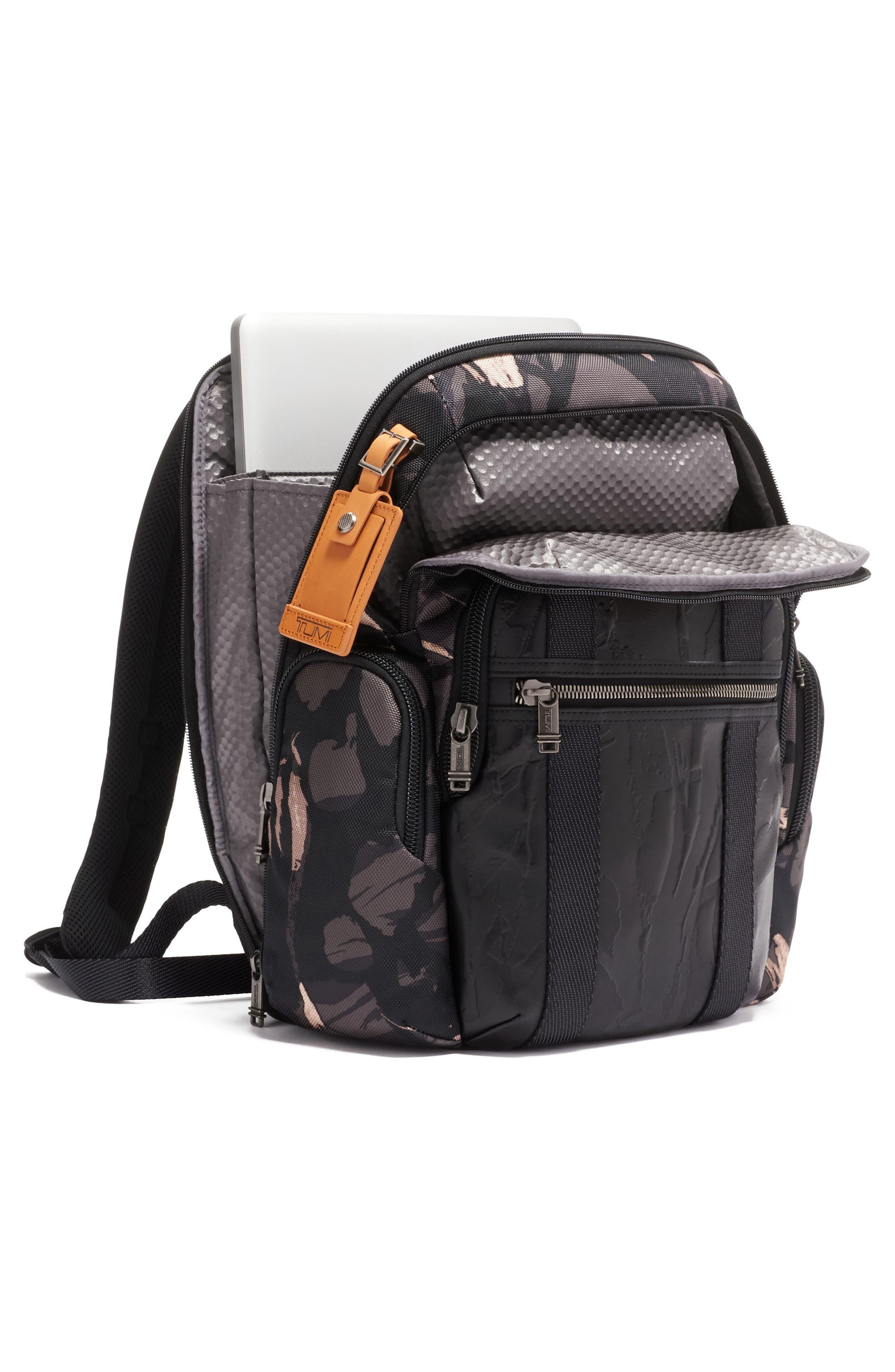 ,                             Alpha Bravo Nellis Backpack,                             Alternate thumbnail 3, color,                             GREY HIGHLANDS PRINT