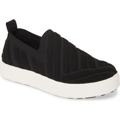 Bernie Mev. Emma Slip-On Sneaker, Black