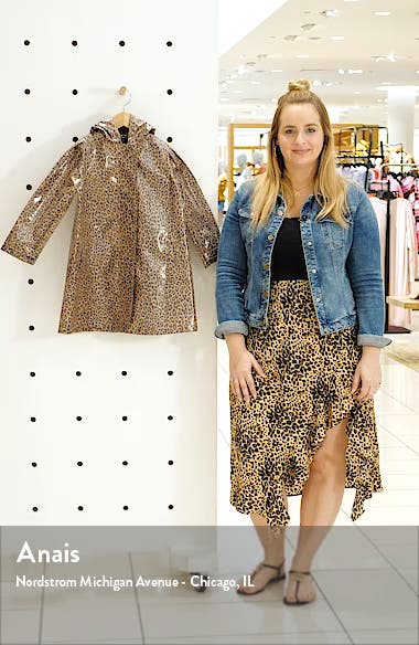 Puff Sleeve Rain Coat, sales video thumbnail