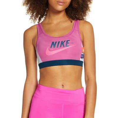 Nike Swoosh Icon Dri-Fit Sports Bra
