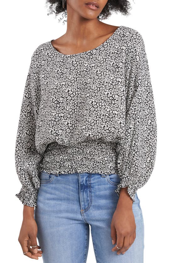 VINCE CAMUTO Tops SMOCKED TOP