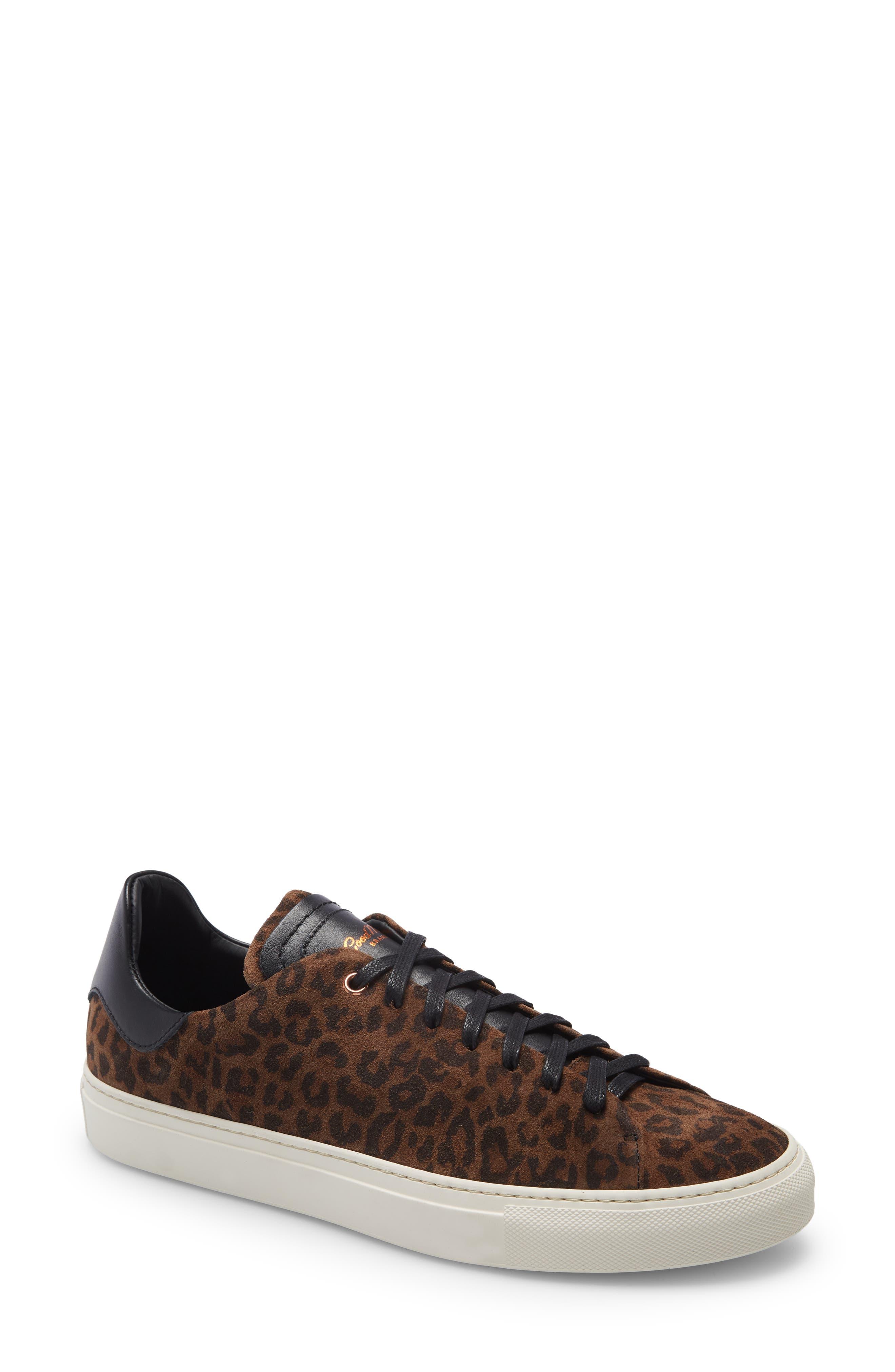 Legend Z Leopard Print Sneaker