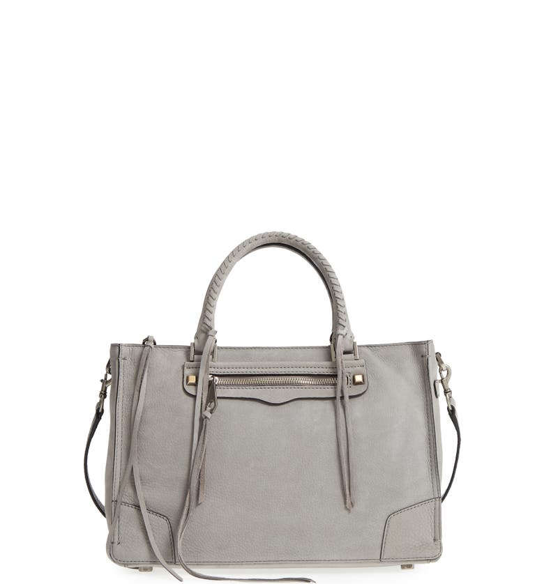 REBECCA MINKOFF 'Regan' Satchel, Main, color, 021