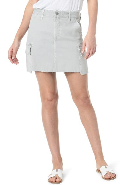 Joe's Skirts ARMY HIGH WAIST CARGO SKIRT