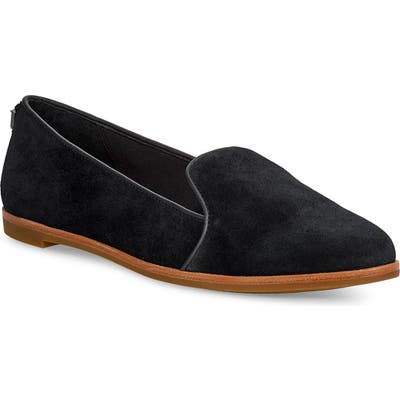 Ugg Bonnie Loafer Flat, Black