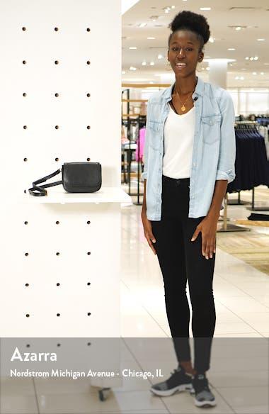 Abigail Leather Belt Bag, sales video thumbnail