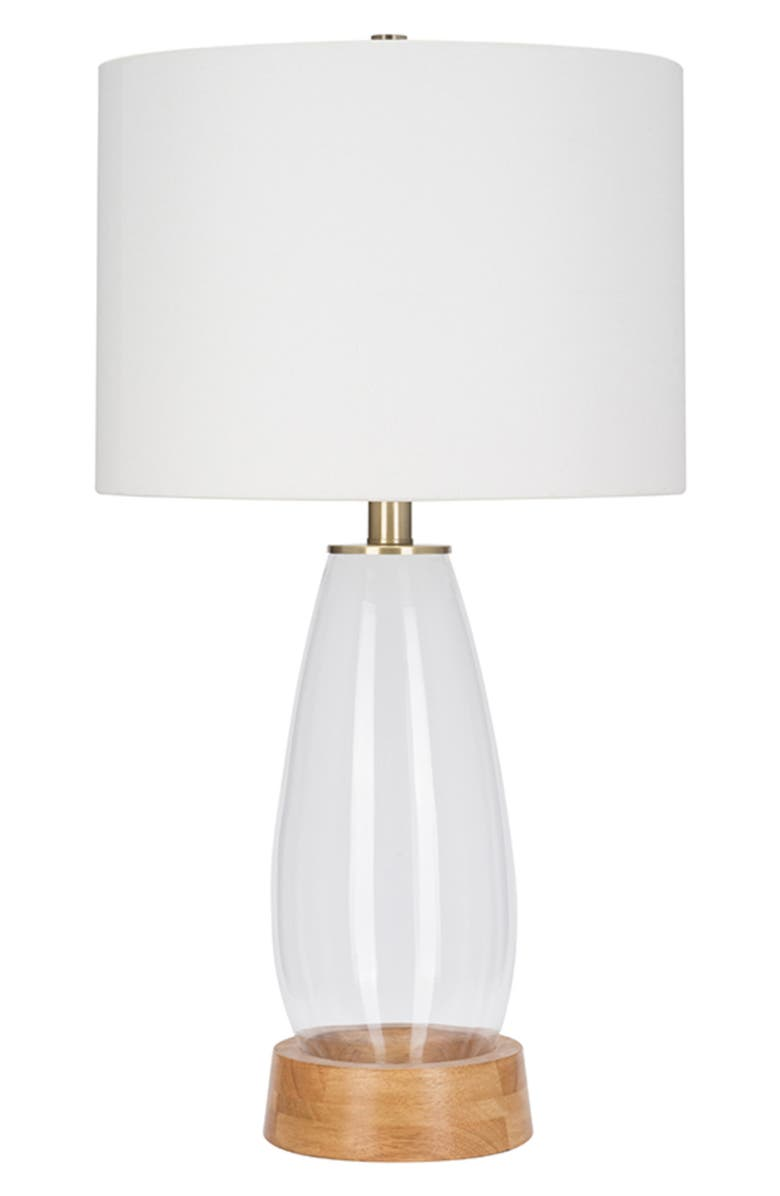 JALEXANDER LIGHTING Felix Table Lamp, Main, color, CLEAR