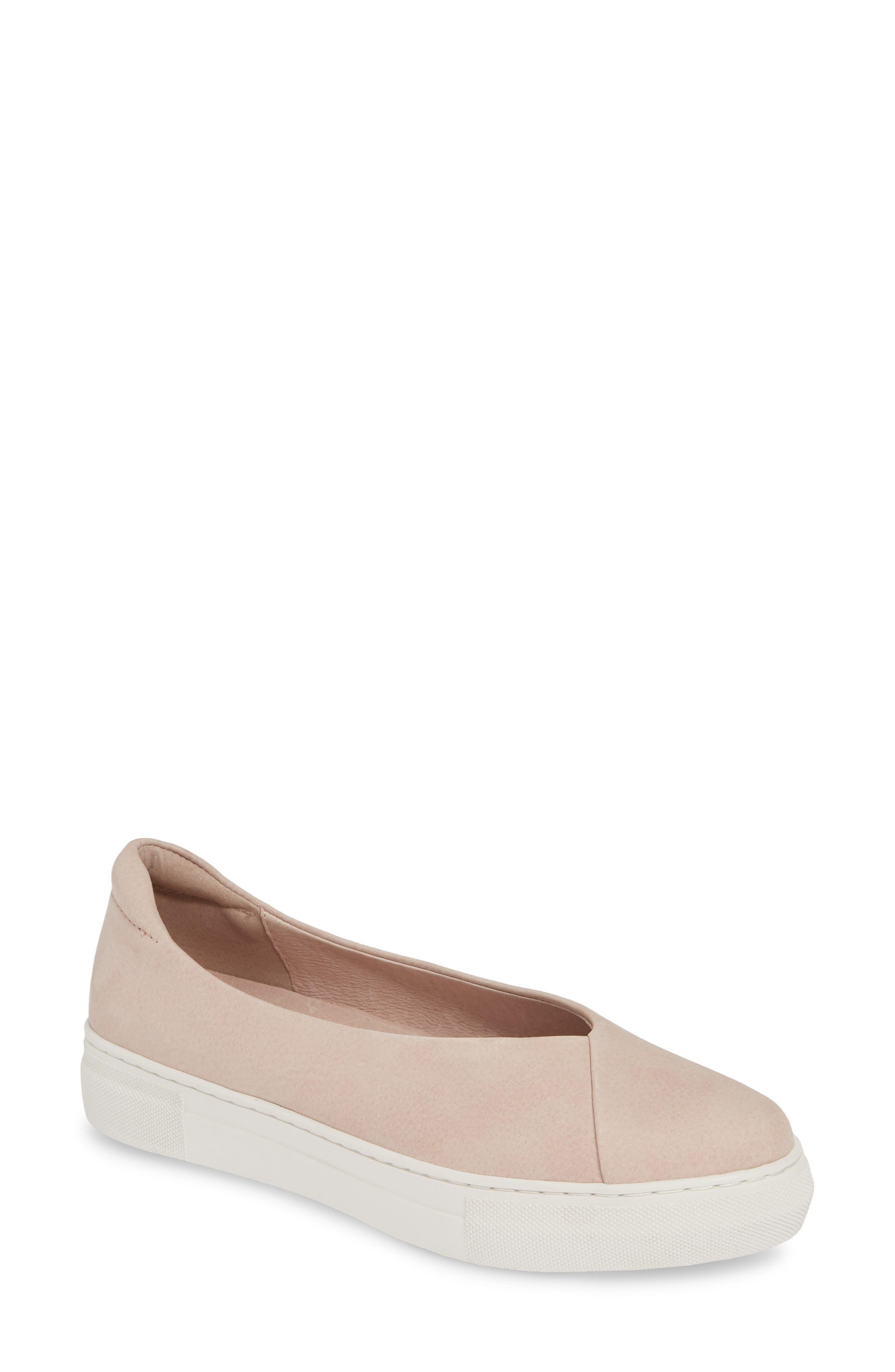 Jslides Felicia Slip-On Sneaker, Pink
