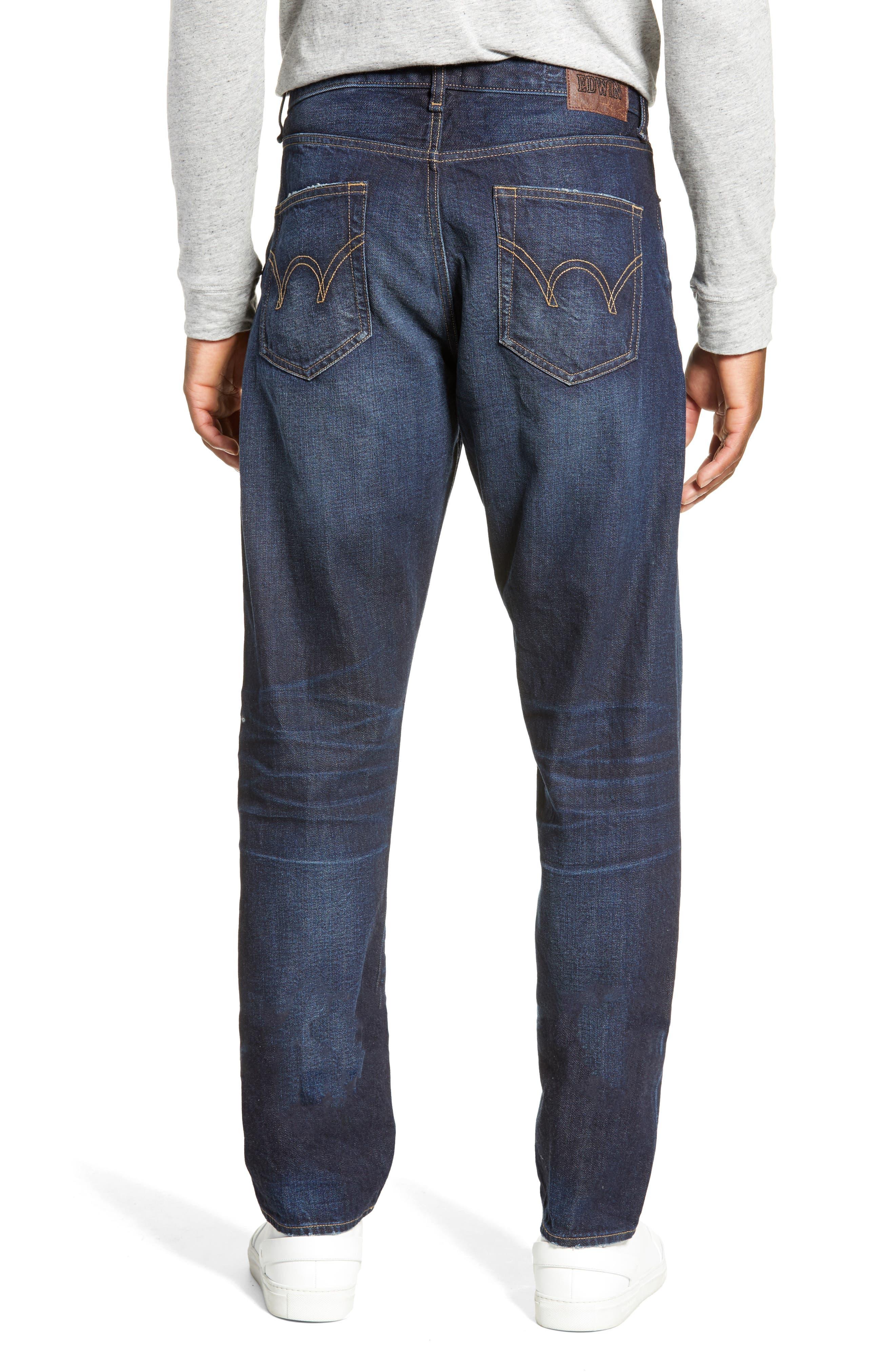 ,                             Taka Straight Leg Jeans,                             Alternate thumbnail 2, color,                             GARRISON
