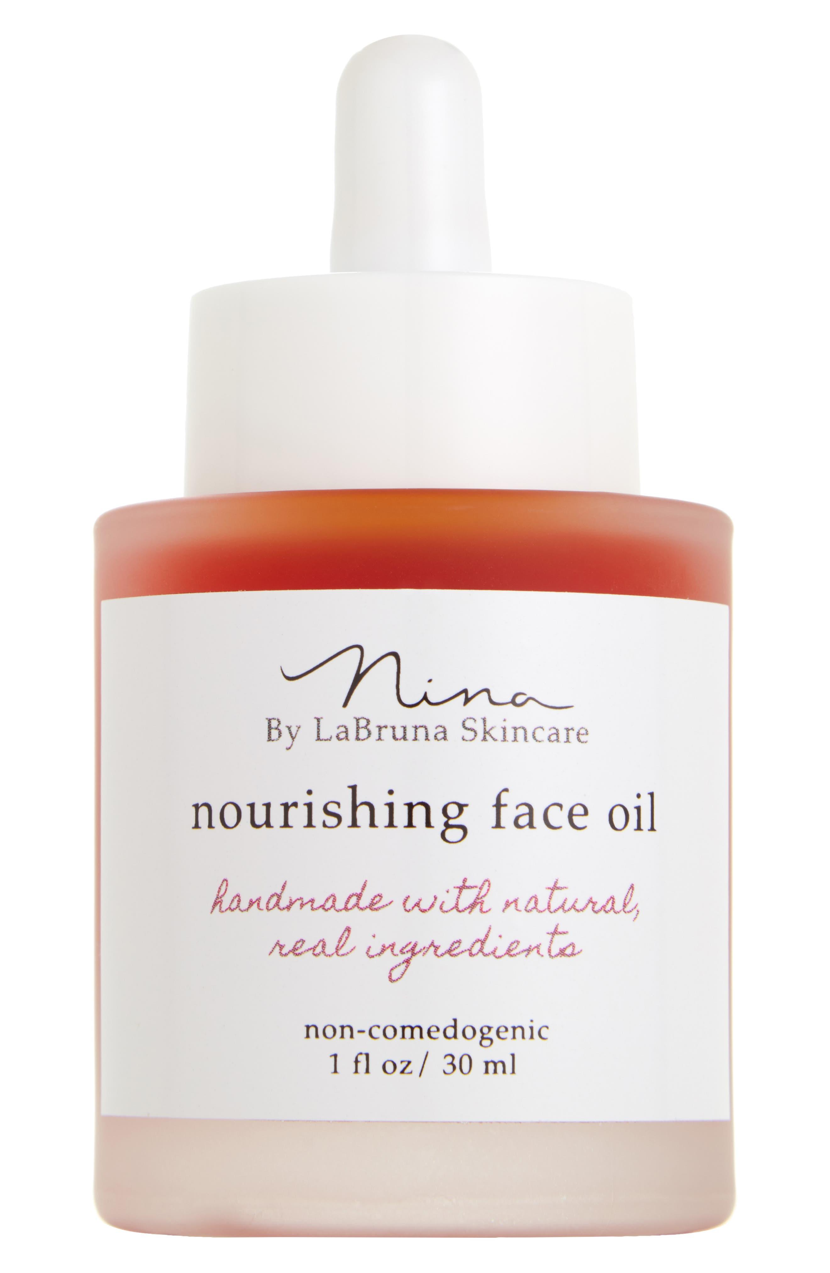 Skincare Nourishing Face Oil