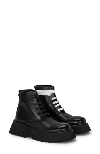 Marsèll MICARRO LACE-UP BOOT