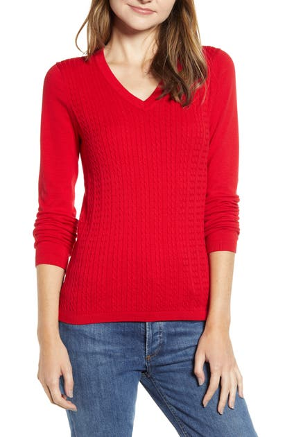 Tommy Hilfiger Sweaters V-NECK SWEATER