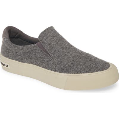 Seavees Hawthorne Slip-On, Grey