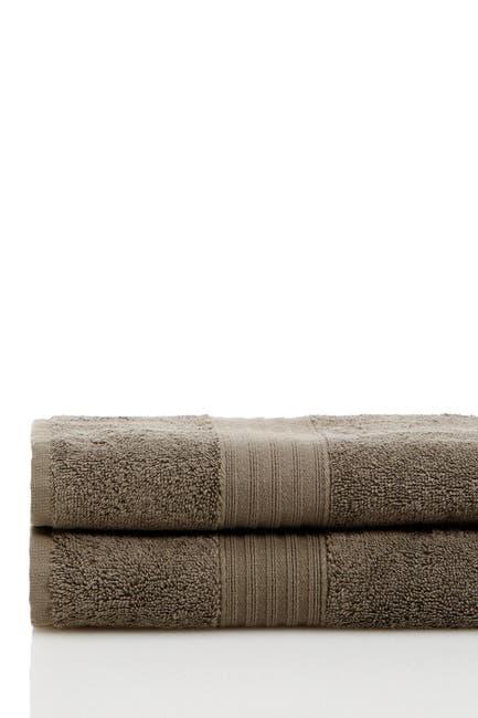 500 Gram Cotton Terry Hand Towel Set Of 2 Nordstrom Rack Nordstrom Rack