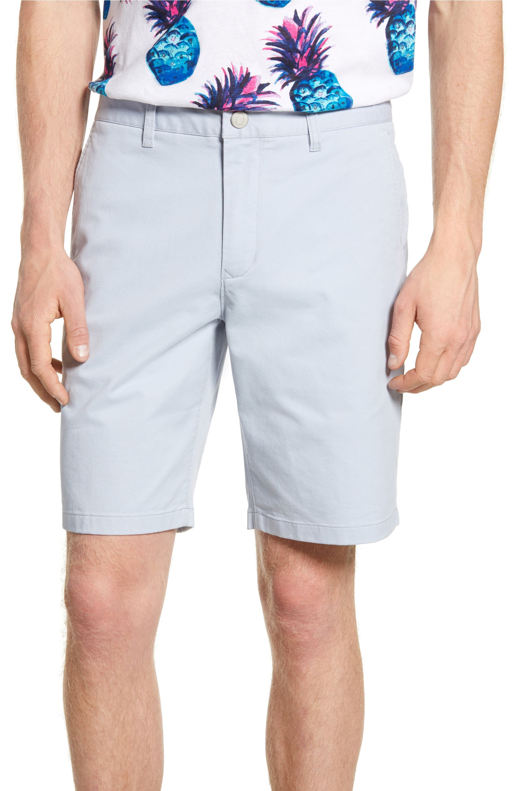 1152337dc1 Bonobos Stretch Washed Chino 9-Inch Shorts | Nordstrom