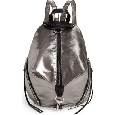Rebecca Minkoff Julian Nylon Backpack - Grey