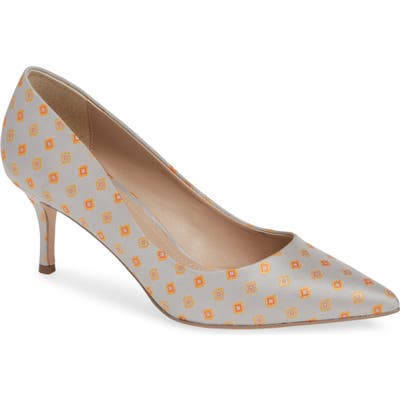 Charles By Charles David Addie Pump- Grey