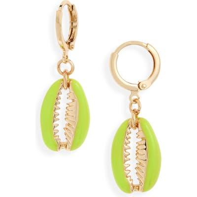 Bp. Shell Charm Earrings