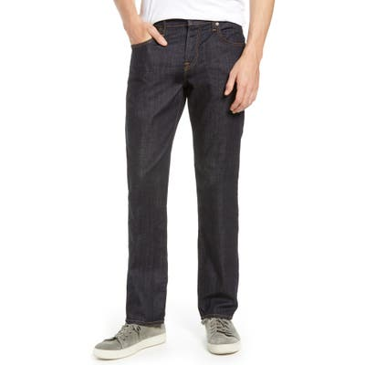 7 For All Mankind Standard Straight Leg Jeans, Blue