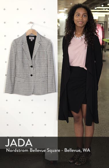 Plaid Blazer, sales video thumbnail