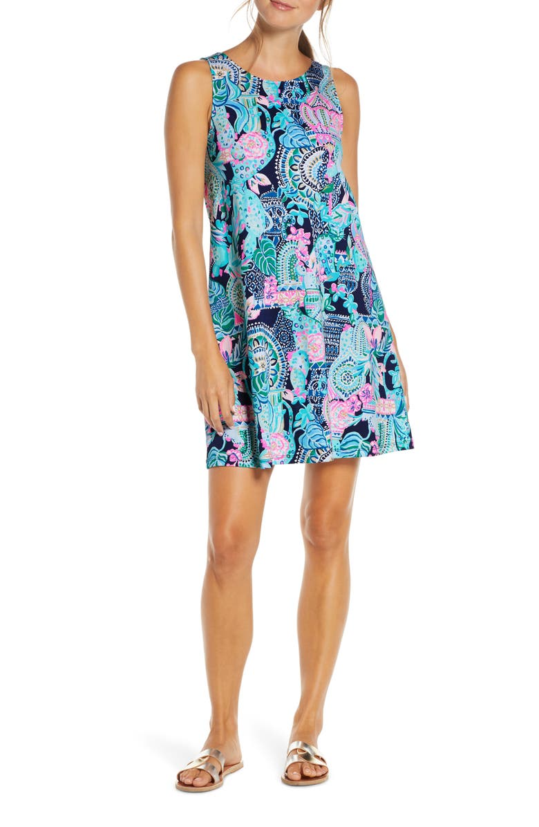 LILLY PULITZER<SUP>®</SUP> Kristen Swing Dress, Main, color, 300