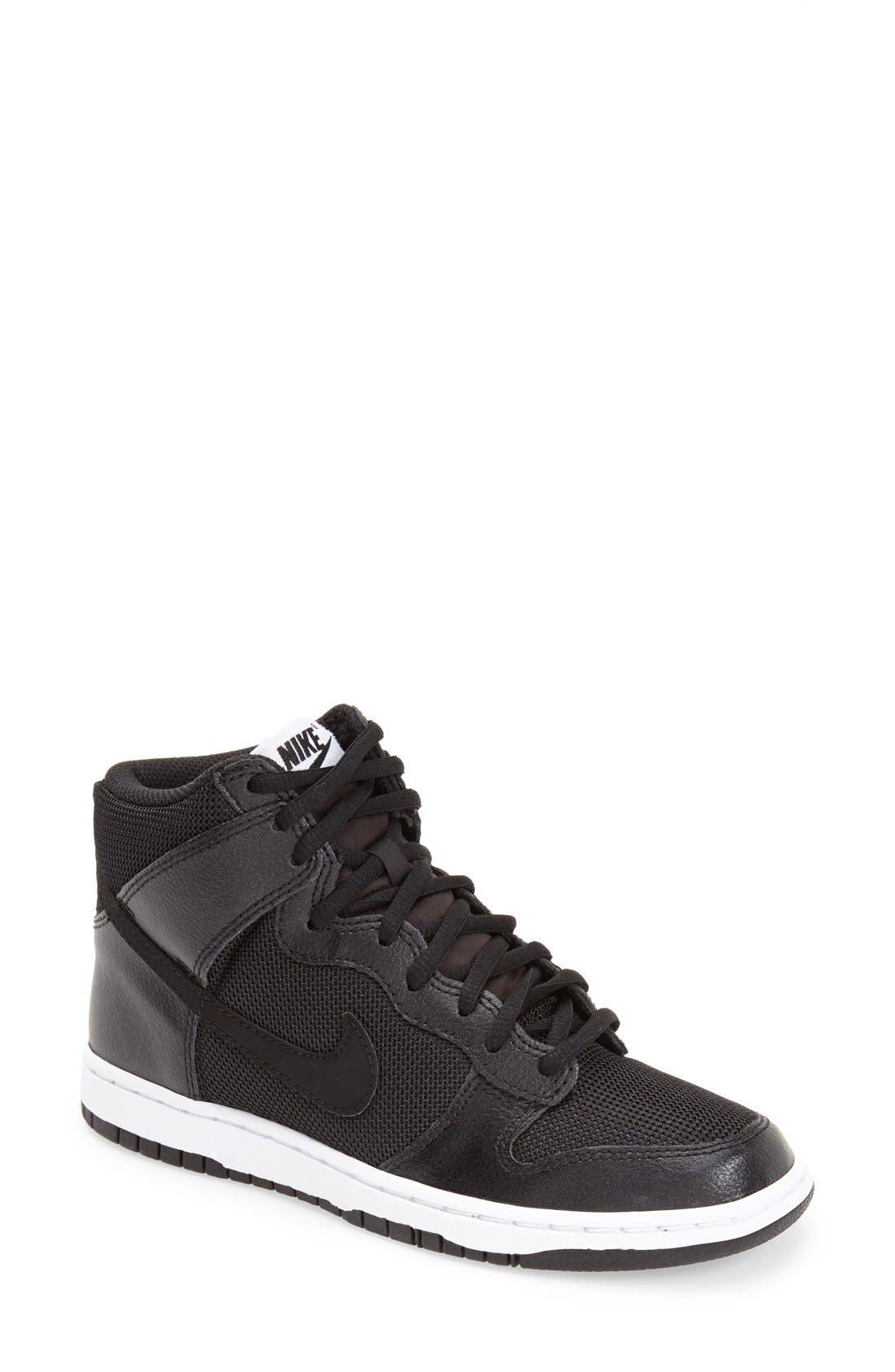 nike sneakers dunk high womens