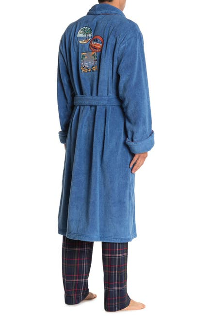 Image of Tommy Bahama Solid Knit Robe