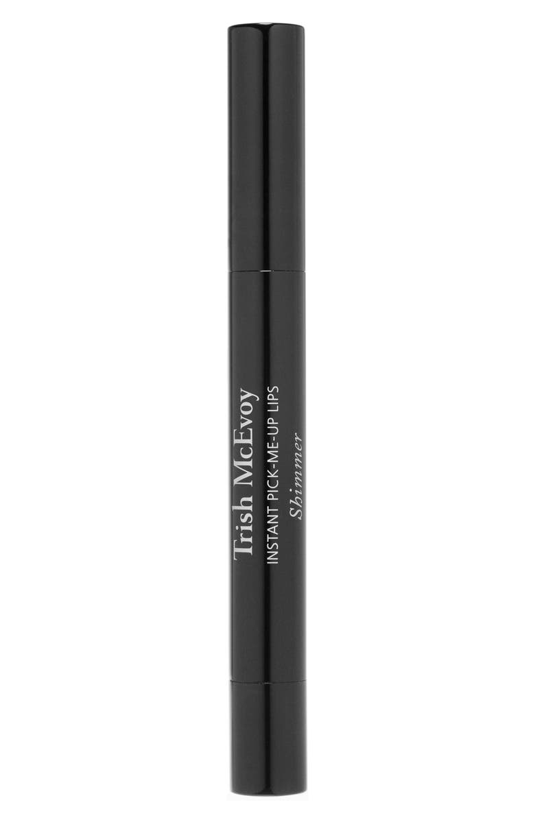 TRISH MCEVOY Instant Pick-Me-Up Lip Shimmer, Main, color, PINK