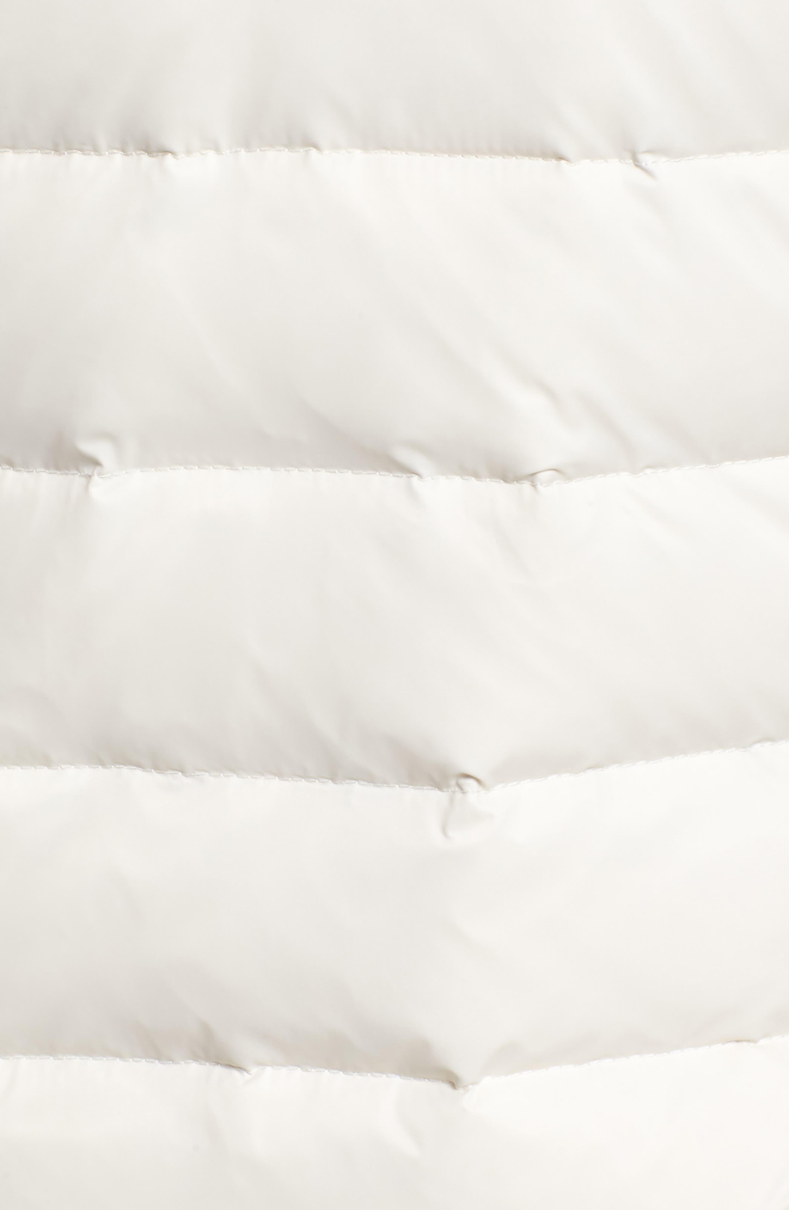 ,                             Mark New York Packable Knit Trim Puffer Jacket,                             Alternate thumbnail 18, color,                             900
