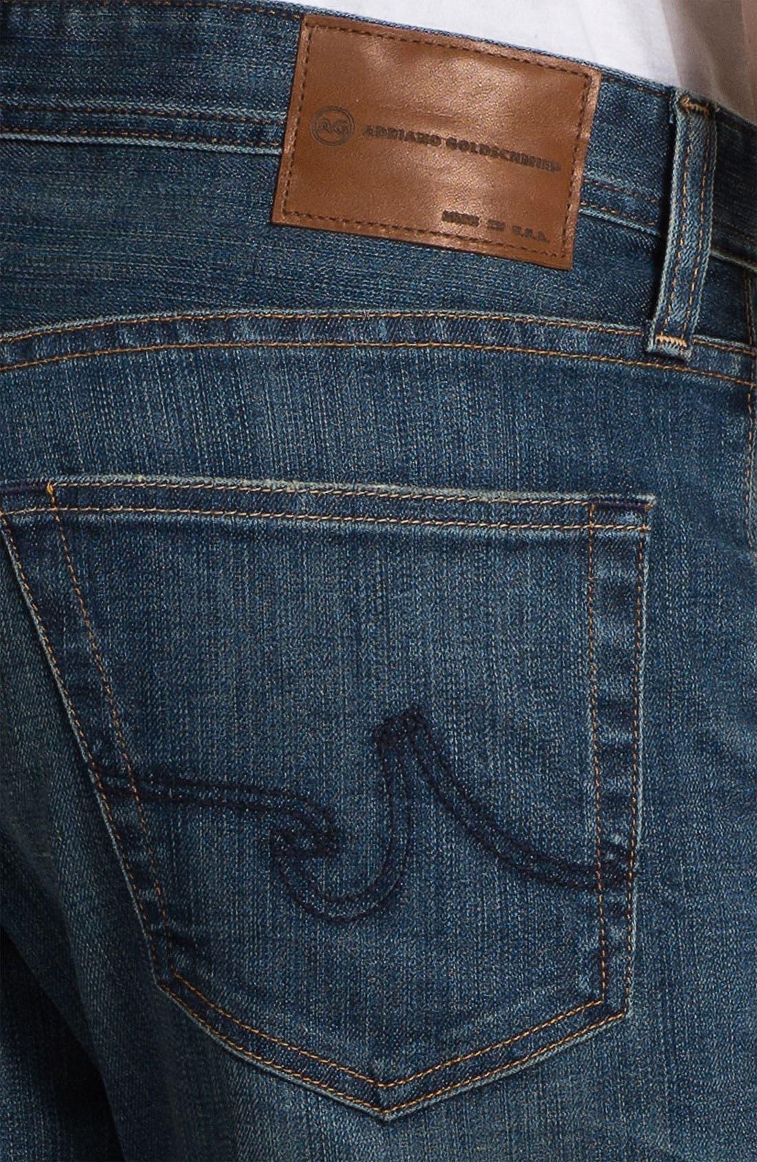 ,                             'Protégé' Straight Leg Jeans,                             Alternate thumbnail 15, color,                             407