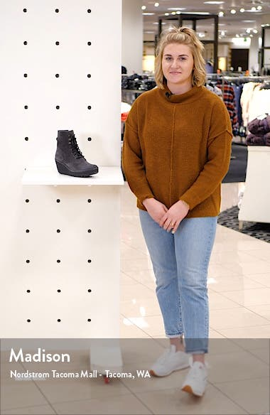 Ygot Wedge Bootie, sales video thumbnail
