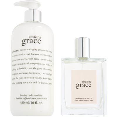 Philosophy Amazing Grace Deluxe Set ($108 Value)