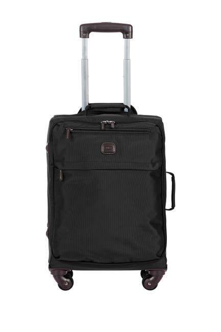 "Image of Bric's Luggage 25"" Nylon Spinner with Frame Suitcase"