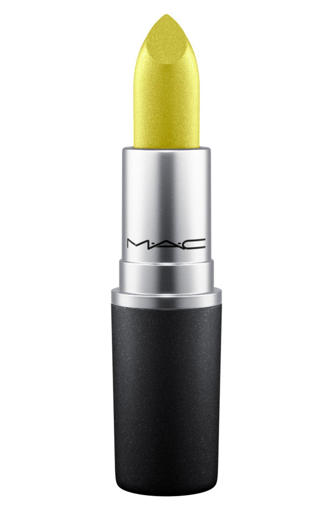 ,                             MAC Strip Down Nude Lipstick,                             Main thumbnail 372, color,                             306