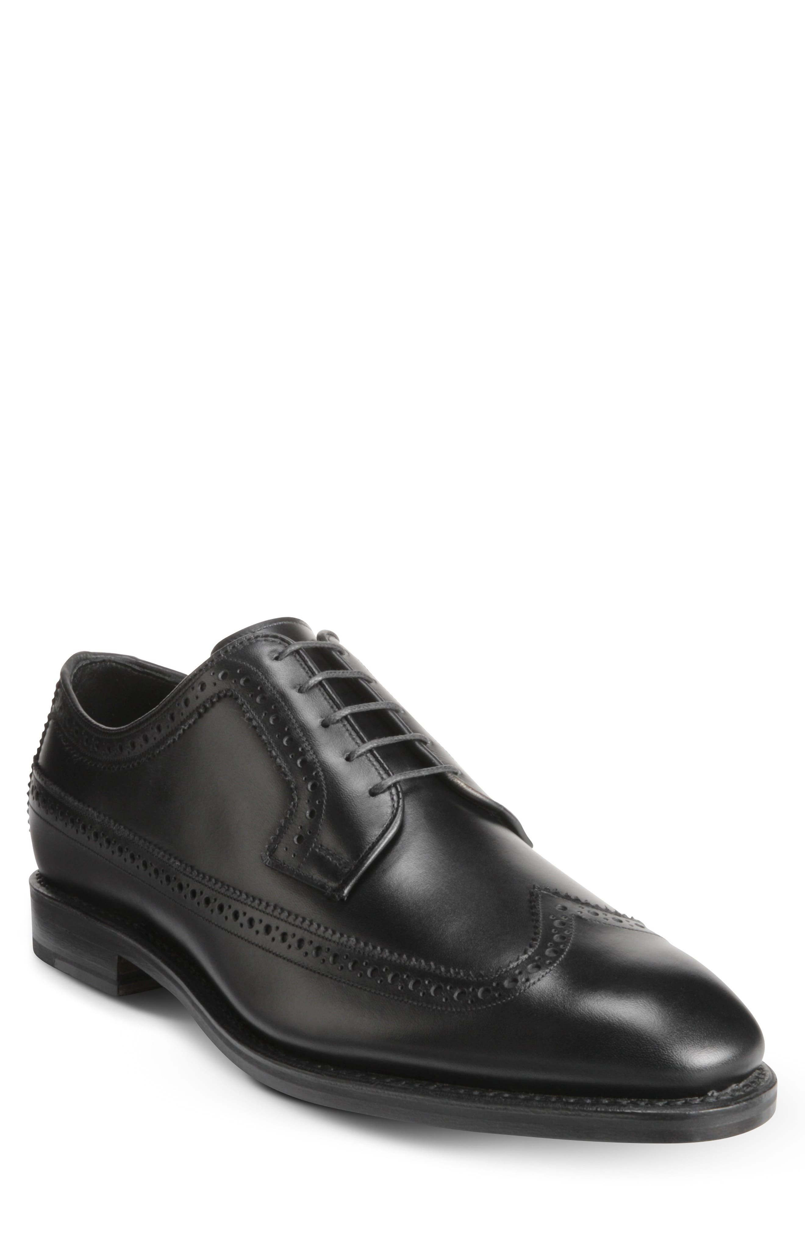 Image of Allen Edmonds Greene St. Wing Tip Lace Up