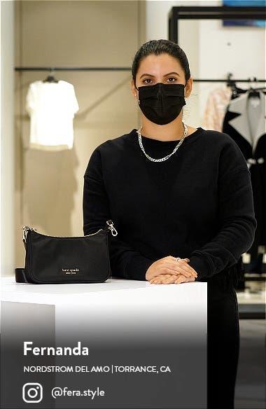 sam the little better nylon crossbody bag, sales video thumbnail