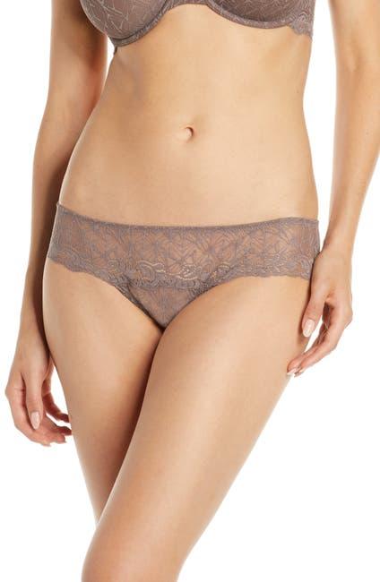 Image of Wacoal Vivid Encounter Lace Bikini