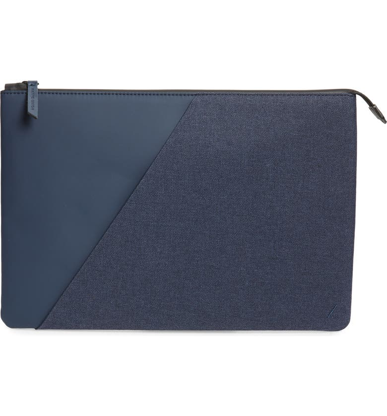 NATIVE UNION Stow 13-Inch Laptop Case, Main, color, INDIGO