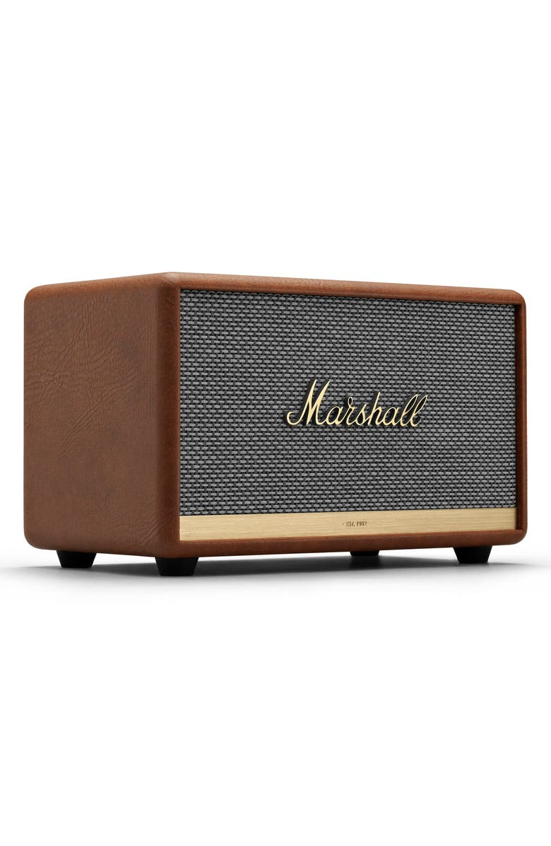 MARSHALL Acton II Bluetooth<sup>®</sup> Speaker, Main, color, BROWN