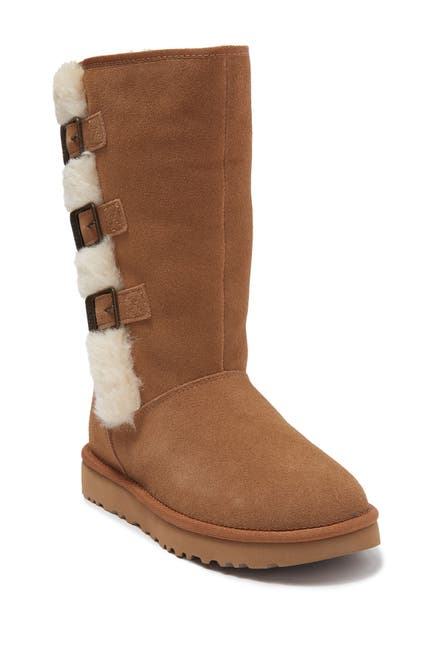 Image of UGG Klea Genuine Lamb Fur Tall Boot