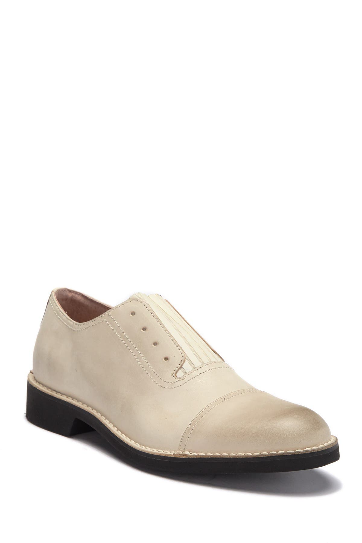Image of Vintage Foundry The Rossi Leather Oxford