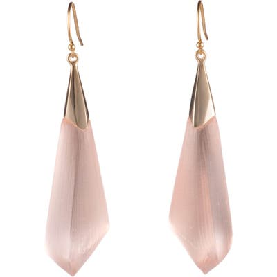 Alexis Bittar Faceted Pendant Earring