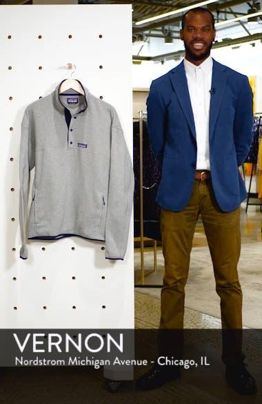 Lightweight Better Sweater Pullover, sales video thumbnail