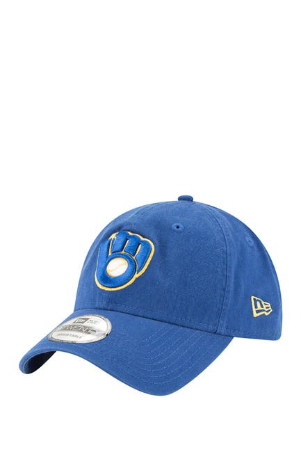 Image of New Era Cap MLB Core Classic Rep Milwaukee Brewers Cap