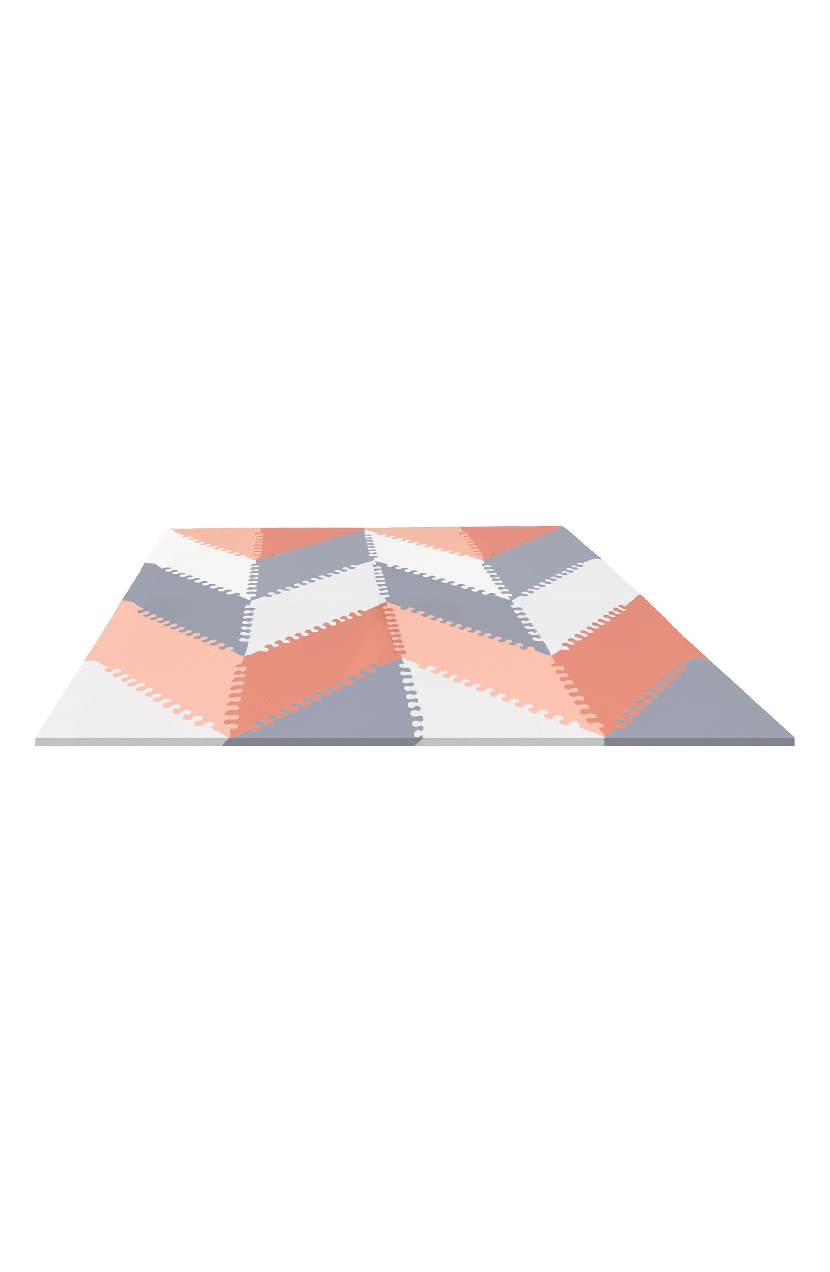 Skip Hop Playspot Floor Tiles Size One Size  Grey