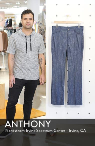 The Trouser Linen Blend Pants, sales video thumbnail