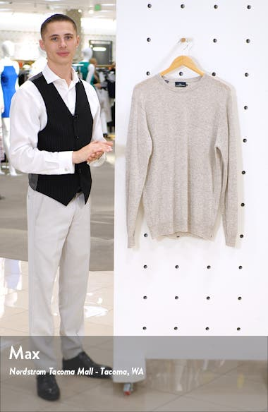 Queenstown Wool & Cashmere Sweater, sales video thumbnail